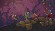 """DEMAZE.IT - Giochi Online - Teen & Kids Games: Il Pianeta """"Zobotron"""" è abitato da umani mutanti e zombie. Nessuno sa da dove vengono e cosa mangiano. Ma sappiamo una cosa – sono pronti a distruggere tutto ciò che si muove. Durante la colonizzazione del pianeta la gente ha costruito diversi laboratori per la creazione di bio-robot per ripulire il pianeta dal male, ma qualcosa non è andato per il verso giusto. Voi siete uno dei pochi bio-robot sopravvissuti: Saprete completare la Missione?"""