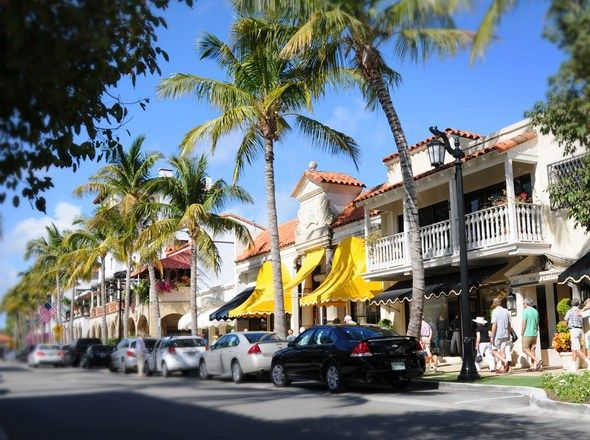 West Palm Beach Retreat Haunted