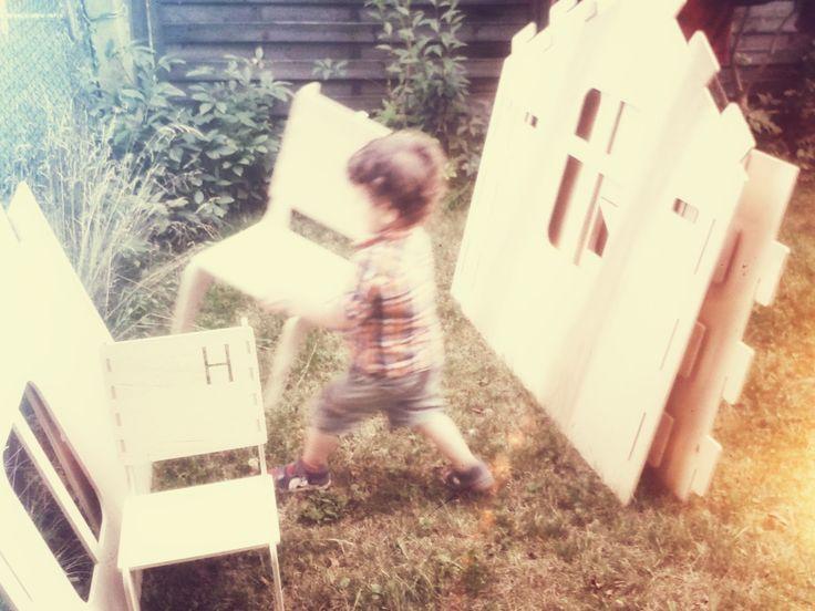 1domek f nasza realizacja 1domku do ogrodu wooden house design for children plywood house for kids play house exterior