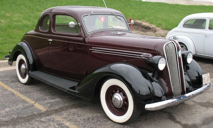 1936 plymouth p2 deluxe coupe flickr photo sharing for 1936 plymouth 2 door sedan