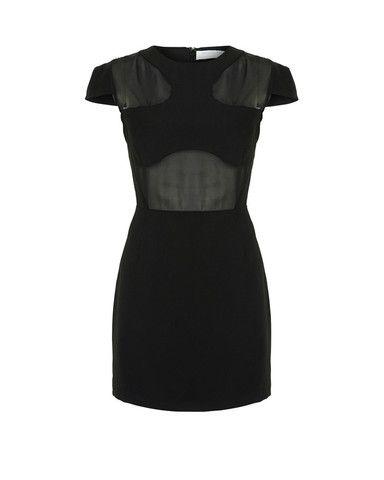 MintyMeetsMunt - Quay Dress Black