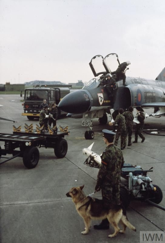 THE ROYAL AIR FORCE IN THE 1970S