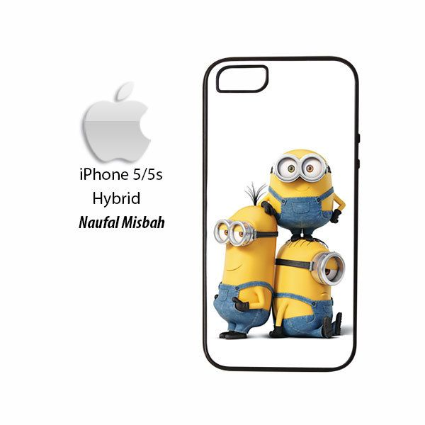 Despicable Me Minion iPhone 5/5s HYBRID Case