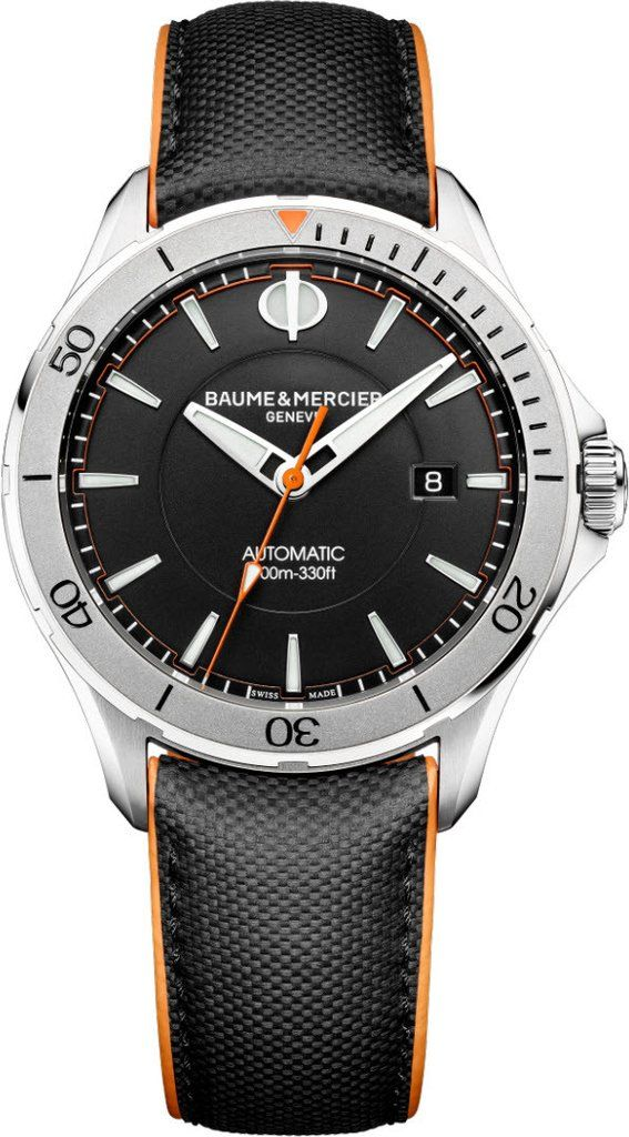 @baumeetmercier Watch Clifton Club Pre-Order #add-content #basel-17 #bezel-unidirectional #bracelet-strap-leather #brand-baume-et-mercier #case-depth-10-3mm #case-material-steel #case-width-42mm #date-yes #delivery-timescale-1-2-weeks #dial-colour-black #gender-mens #limited-code #luxury #movement-automatic #new-product-yes #official-stockist-for-baume-et-mercier-watches #packaging-baume-et-mercier-watch-packaging #pre-order #pre-order-date-30-05-2017 #preorder-may #sihh-geneve-2017…