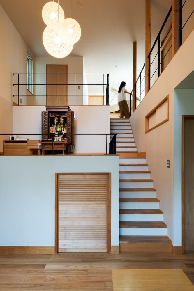 まだある2階ホールの新しい使い方 フリースペース 家 ロフト