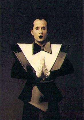 Klaus Nomi as architectural cipher