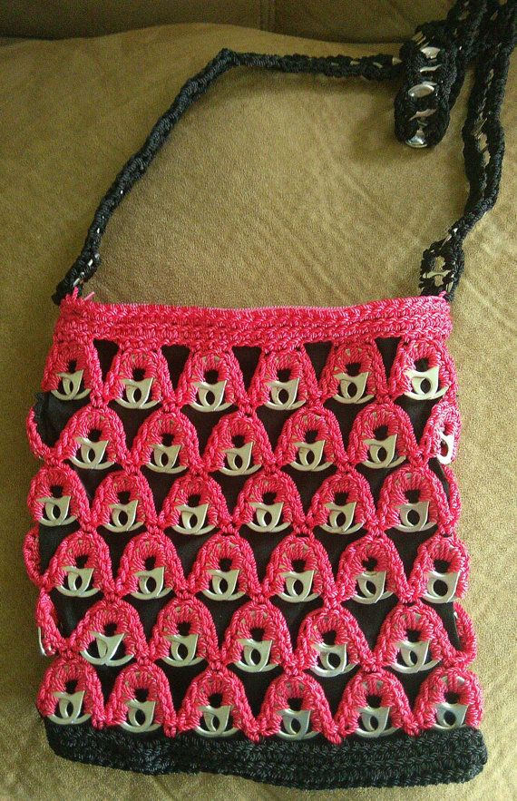 CUSTOM Order Miranda Pink and Black SODA Tab Pop by BoutiqueANAI