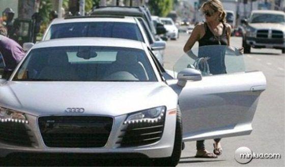 Audi  R 8 (2009)  de  Lauren  Conrad