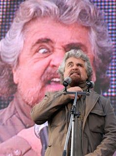Beppe Grillo? Lost in Translation...