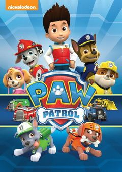 Paw Patrol | Watch cartoons online, Watch anime online, English dub anime