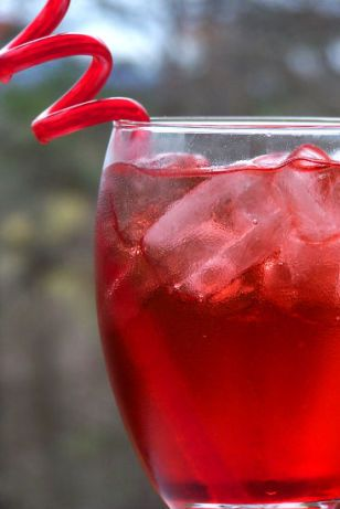 Alcoholic Shirley Temple