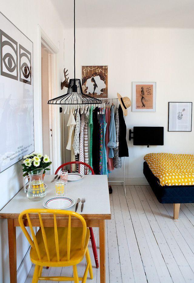 Sophistication Légère Et Moderne Dans Un Appartement De Deux Chambres