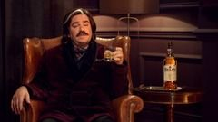 ** 2016 ** Bells whiskey are back! And they've hired Matt Berry's Toast to lead a rather funny ad. (H/T @lilacfloyd)