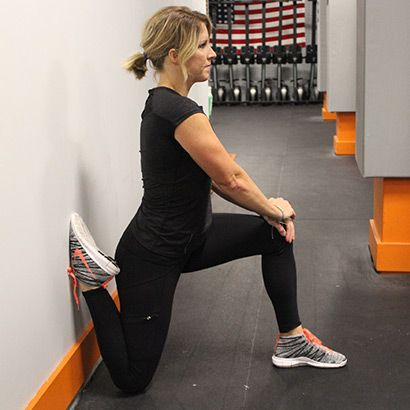 8 Hip Stretches Your Body Really Needs:We've all had those intense lower body workouts that leave you <em>beyond</em> sore, when just the thought of moving hurts. Rest easy though—these stretches will open up your hips, groin, and legs, making your tomorrow a little bit easier. Because let's be honest, there's nothing like the day-after sore that follows a killer day in the gym.<br><br>Tight muscles aside, great hip mobility is beneficial when it comes to allowing your body to have the full…