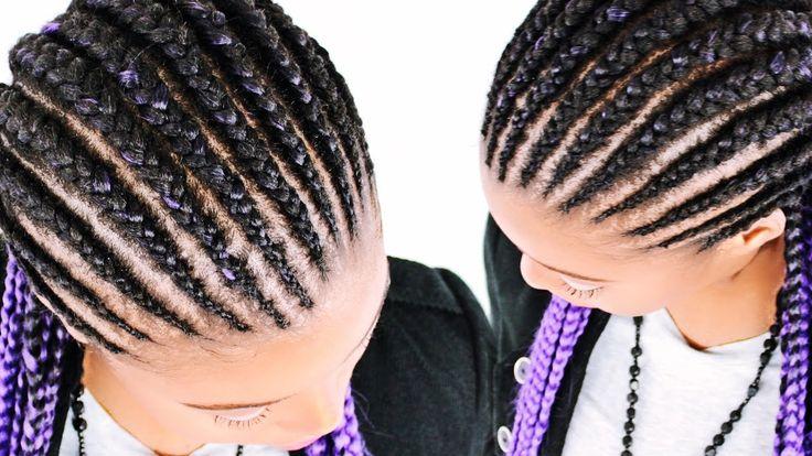 feed in braids beginners