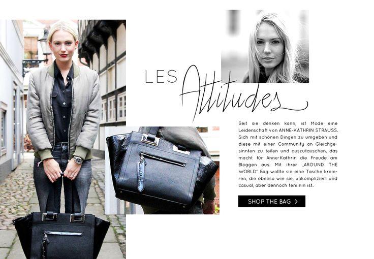 Blogger Bag | BOGNER.COM