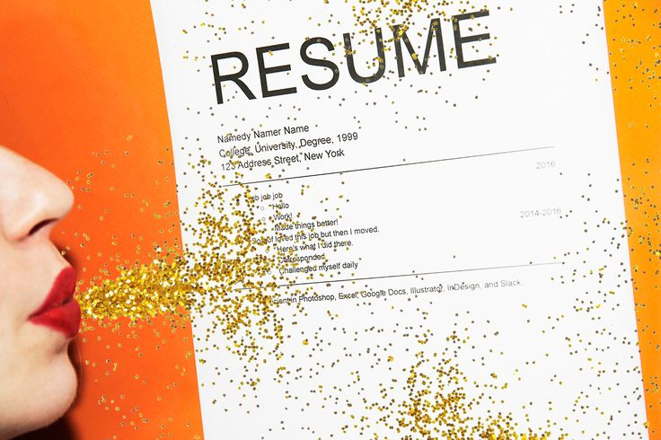14 resume tips and tricks from an expert
