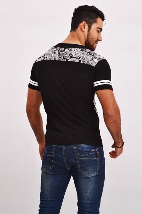 artículo PL181.ads espalda hombre tela jersey talle del 1 al 4