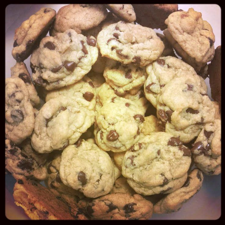 ... Delicious cookies, Chocolate chip pudding cookies and Sugar cookies
