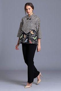 "15 dari 50 lebih gambar <a href=""http://www.modelmuslims.com/2017/08/model-baju-batik.html"">model baju batik</a> modern terbaru 2018 yang dapat menginspirasi anda."