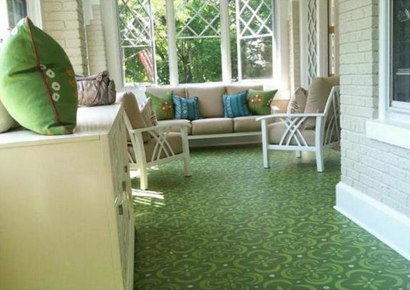 26 best images about painted porch floors on pinterest for Porch floor paint ideas