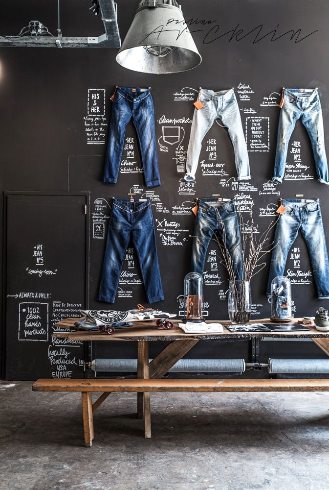 Paulina Arcklin Photographer | GOOD GENES store in Amsterdam — no art direction or design credits available
