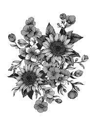 Hasil gambar untuk we heart it flowers png