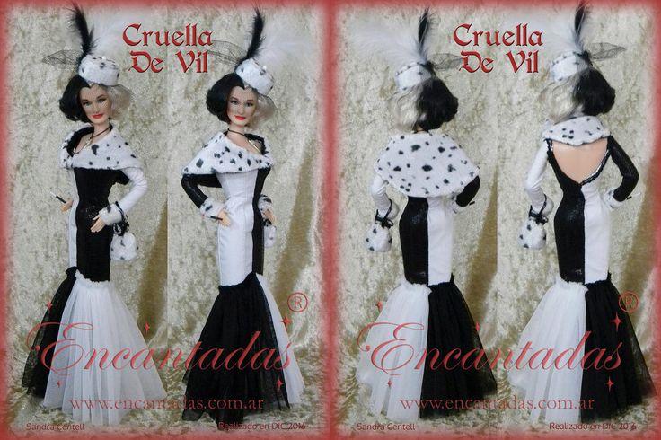 Disney - Cruella De Vil 4 by Encantadas.deviantart.com on @DeviantArt