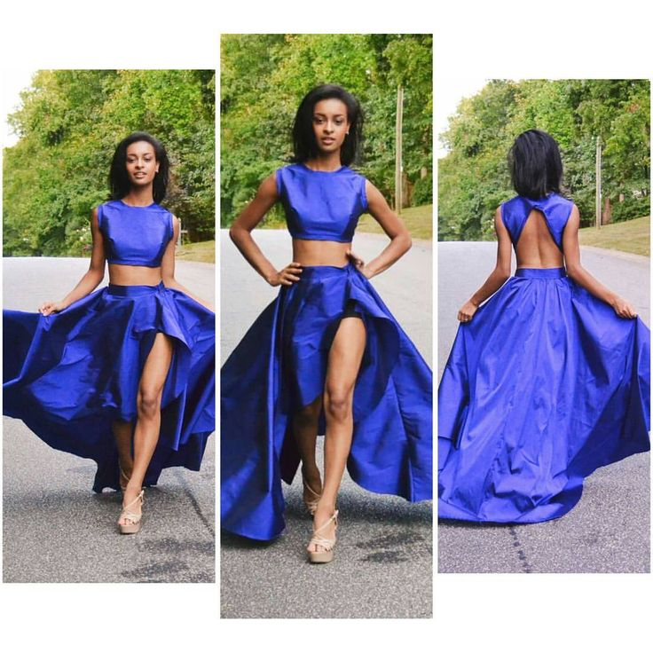 25 best ideas about royal blue skirts on