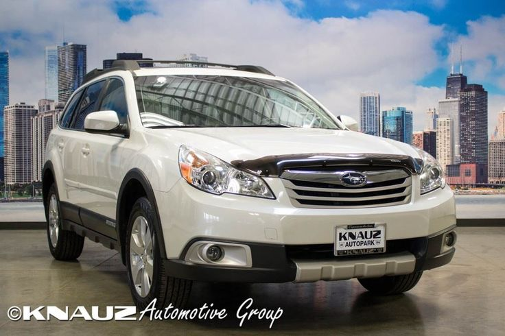 Used 2011 Subaru Outback for sale at Knauz  North in North Chicago, IL #usedcars