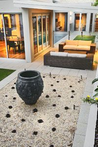 The Outdoor Area