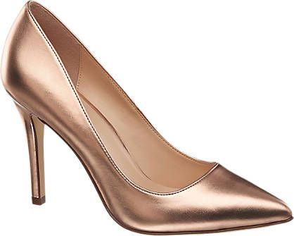 1174212 Graceland Pembe Kadın Topuklu Ayakkabı - deichmann.com