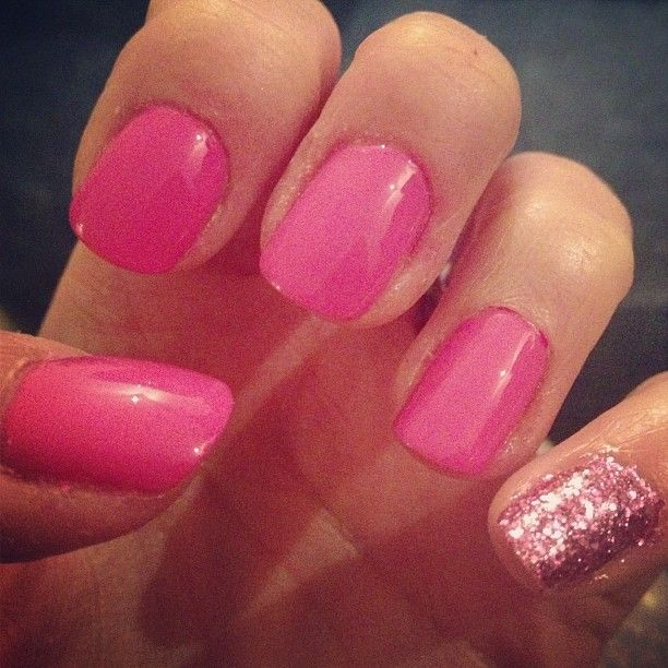#pinkiepink Nails Inc Photo by beautyblogbycat