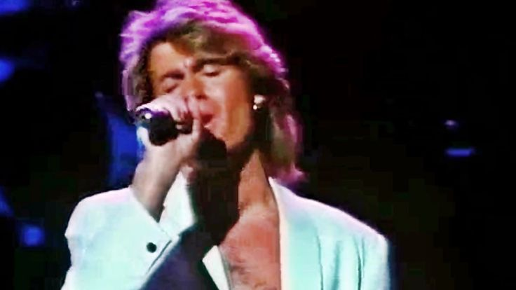 """Careless Whisper - George Michael{""""REST IN PEACE, GEORGE MICHAEL""""};""""I CAN'T MAKE U LOVE ME """" & """" CARELESS WHISPER""""{LIVE CHINA TOUR} R CLASSIC SONGS OF LOVE & LOSS . R.I.P.."""
