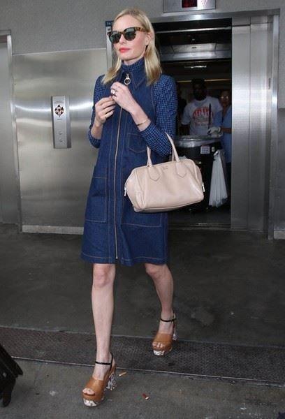 Kate Bosworth in KAREN WALKER
