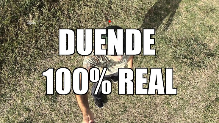 DUENDE 100% REAL EN ARGENTINA - AMAZING  ELF GNOME - YouTube