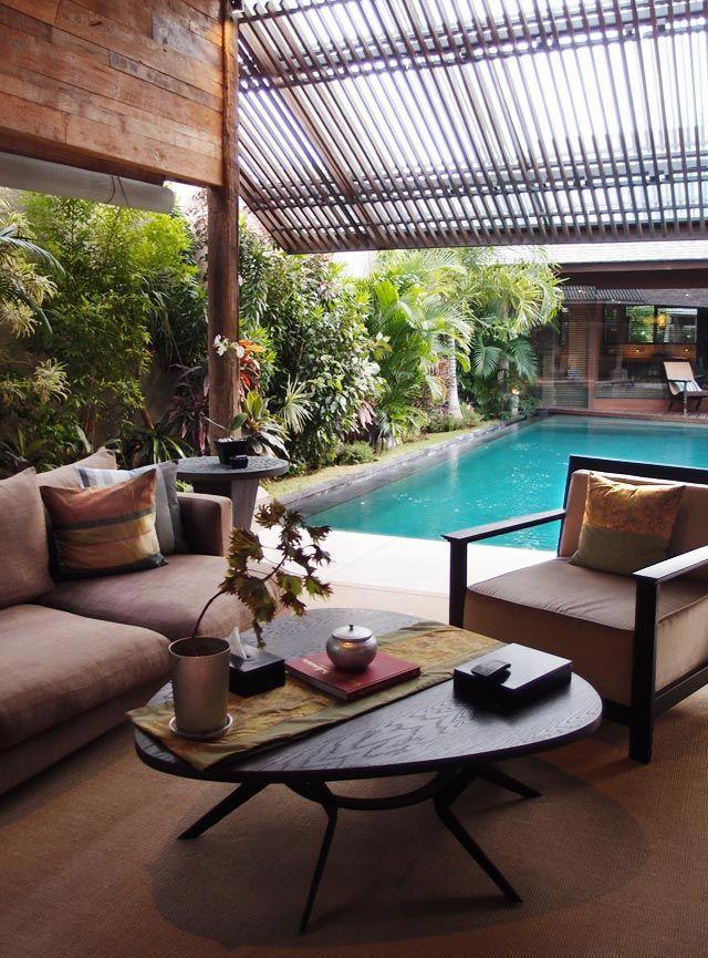 Ametis villa for W hotel bali interior design