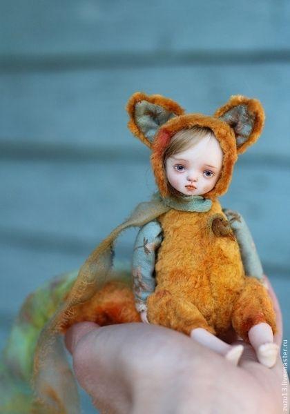Мишки Тедди ручной работы. Ярмарка Мастеров - ручная работа Рассветная ты любовь моя.... Handmade.