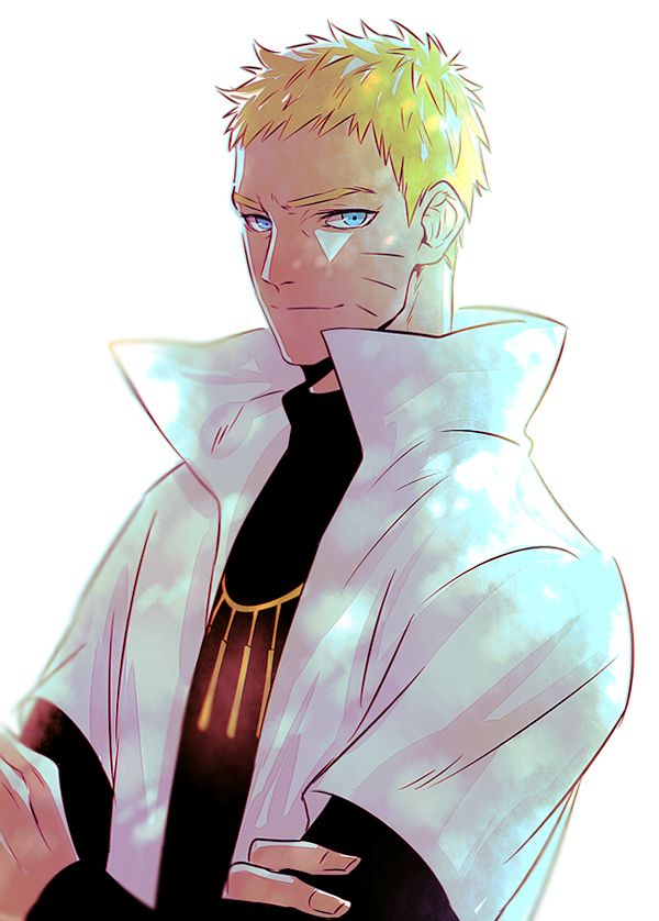 Uzumaki Naruto. The seventh hokage
