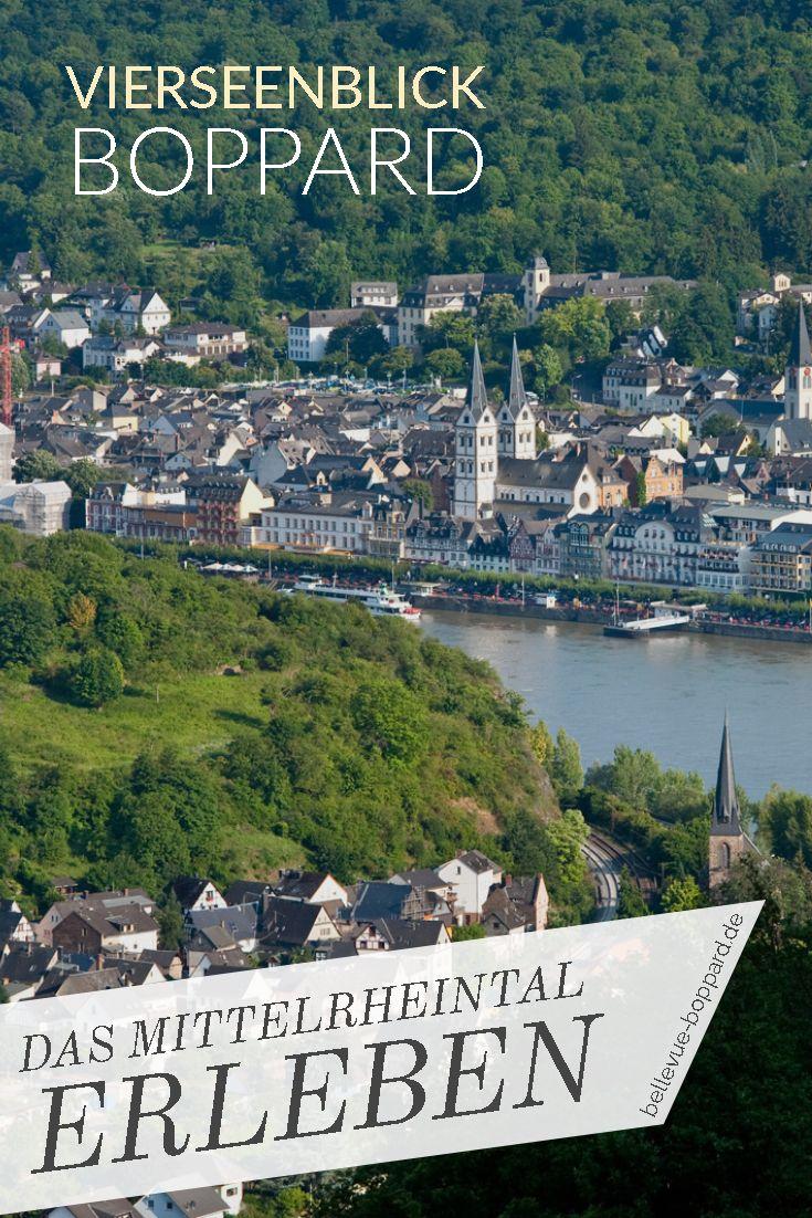 Der Vierseenblick In Boppard Bietet Eine Fantastische Aussicht C Dominik Ketz Romantischer Rhein To Ostsee Urlaub Ferienwohnung Ostsee Urlaub Boppard Am Rhein