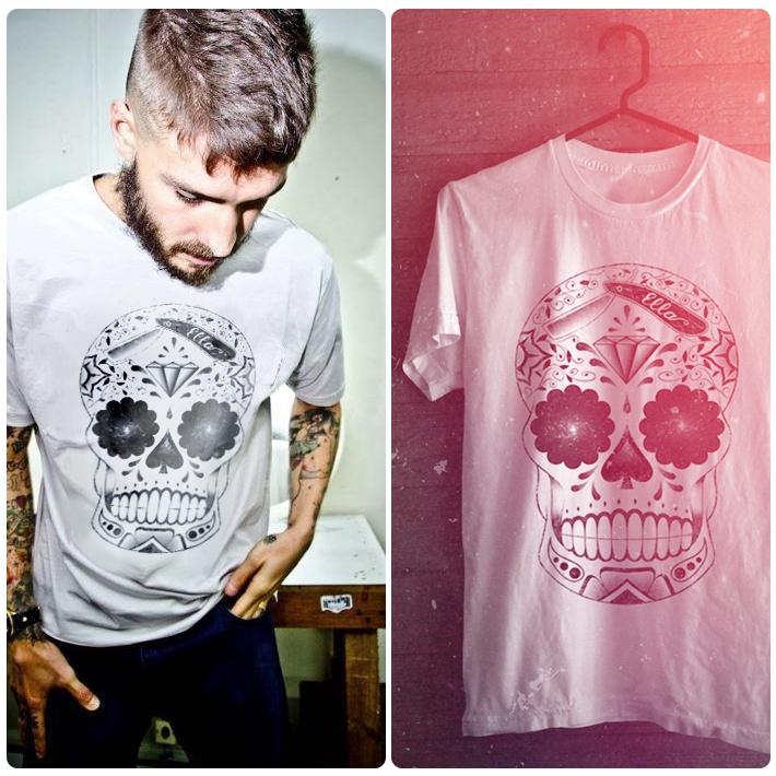 Man T-shirts by #ellastreet  Info & reservations: streetartella@gmail.com