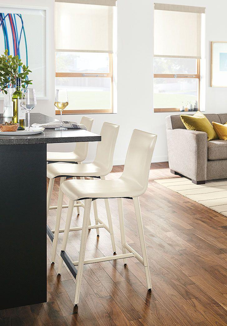 23 best modern counter bar stools images on pinterest bar stools counter bar stools and. Black Bedroom Furniture Sets. Home Design Ideas