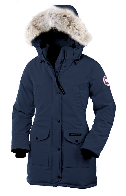 canada goose contre north face