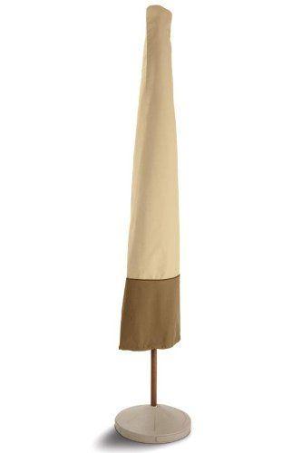 Classic Accessories Veranda Patio Umbrella Cover 78902, Pebble   Check It  Out At.