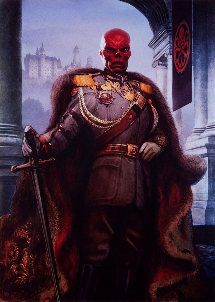 51 best images about marvel red skull on pinterest for America s finest paint