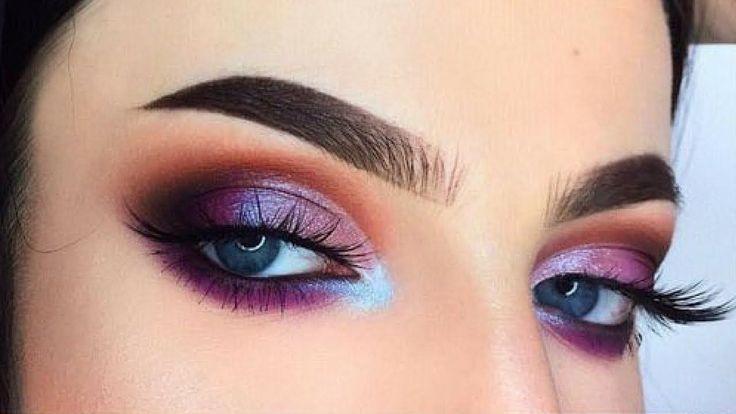 Beginner Eye Makeup For Hooded Eye  ❤…