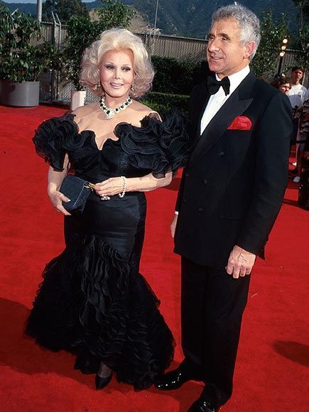 """Zsa Zsa Gabor's husband Frédéric Prinz von Anhalt is speaking out against claims he is holding his wife's ashes against the wishes of her estate. """"Not only was it her wish to be interred at the cemetery, the plot is already bought and both Eva Gabor and Francesca are already buried there."""" Zsa Zsa'"""