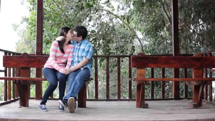 Videografía de Soraya & Cesar Realizada en el Cerro San Cristobal.