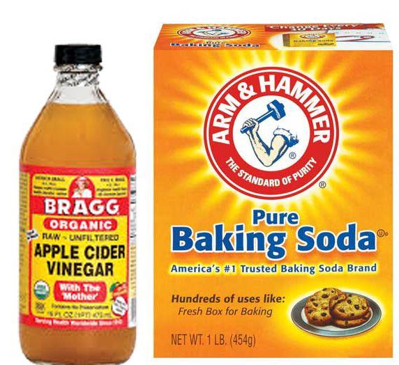 Using Baking Soda To Wash Natural Hair