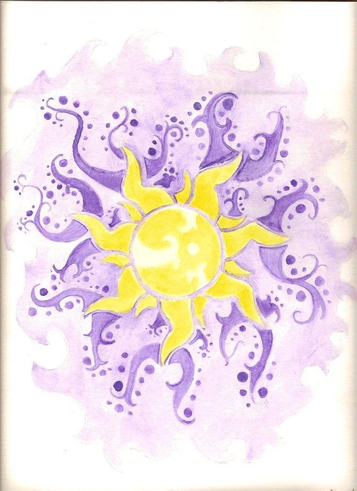 528fea927a6b1 Best 25 Disney Tangled Tattoo Ideas On Pinterest Tangled Tattoo Tangled Sun  And Tangled Flower